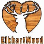 Elkhart Wood Logo