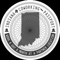 Indiana Coworking Passport