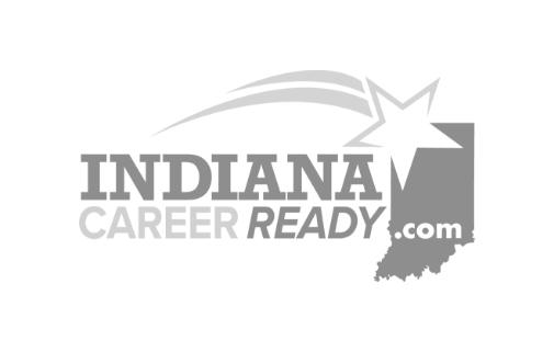 Indiana career ready logo